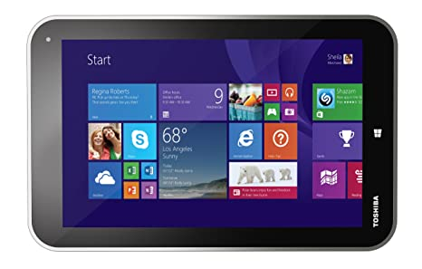 "Toshiba WT8-A-102 Tablette Tactile 8 "" Intel Windows 8.1 Doré"
