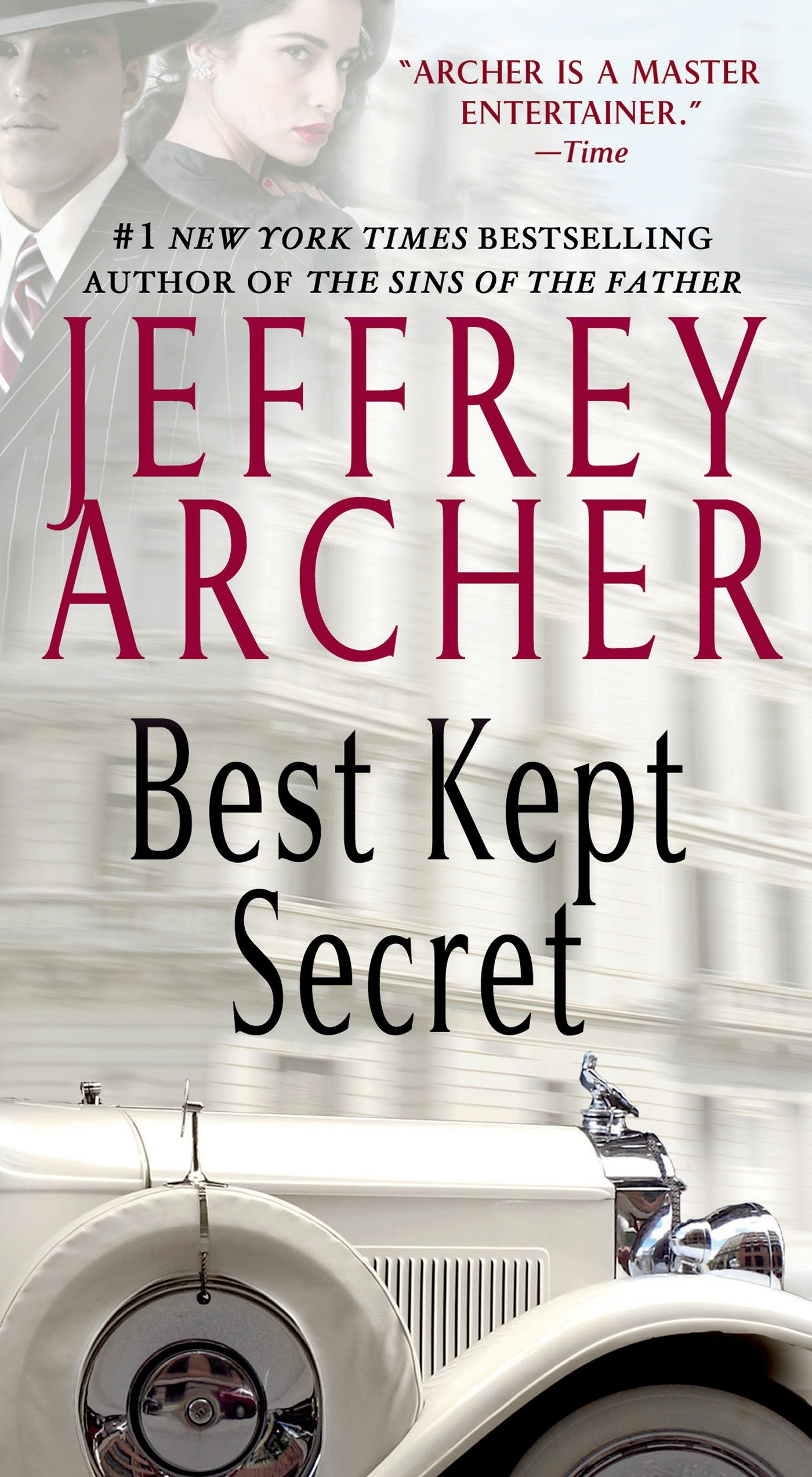 Best Kept Secret (The Clifton Chronicles) - Jeffrey Archer