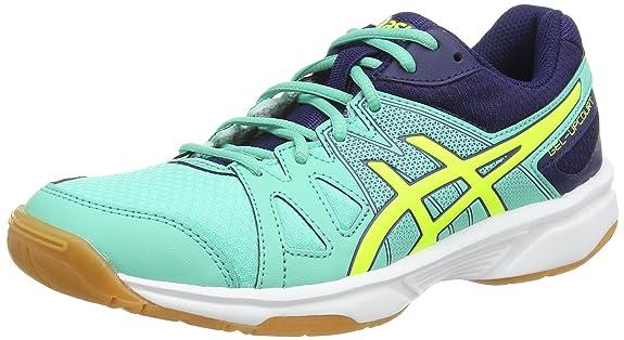Asics Gel Upcourt Ladies Indoor Court Shoes  Uk