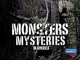 Monsters and Mysteries in America Season 3