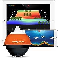 FishHunter Directional 3D Wireless Portable Fish Finder (Sonar)
