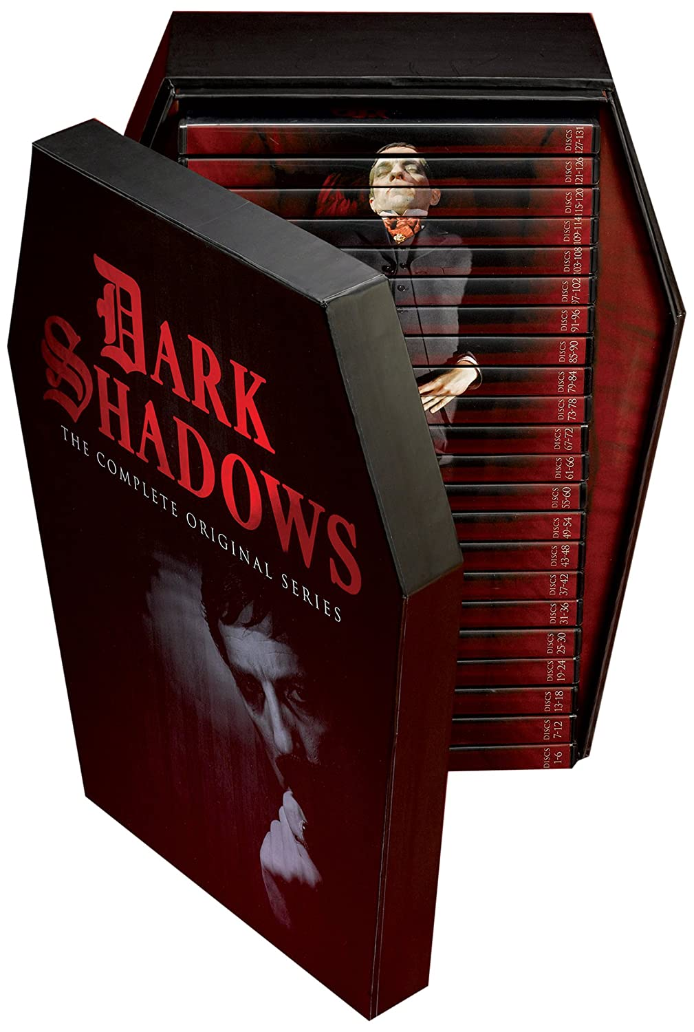 Dark Shadows: The Complete Original Series (Deluxe Edition) $269.99