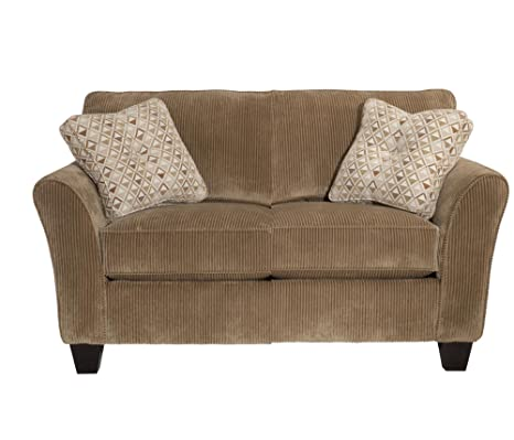 Broyhill Maddie Loveseat - 6517-1Q(Fabric 7973-86E/7990-82N)