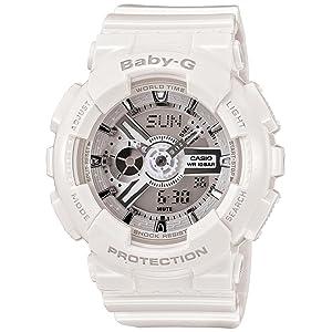[カシオ]Casio 腕時計 Baby-G ビッグケースシリーズ BA-110-7A3JF レディース