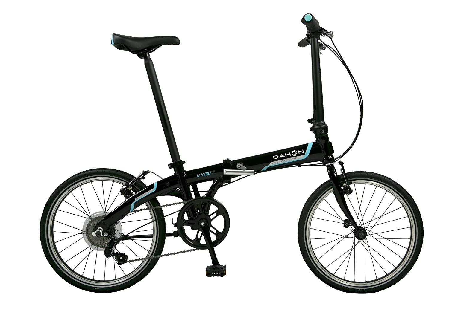 Dahon Vybe C7A Obsidian Folding Bike Bicycle Vibe