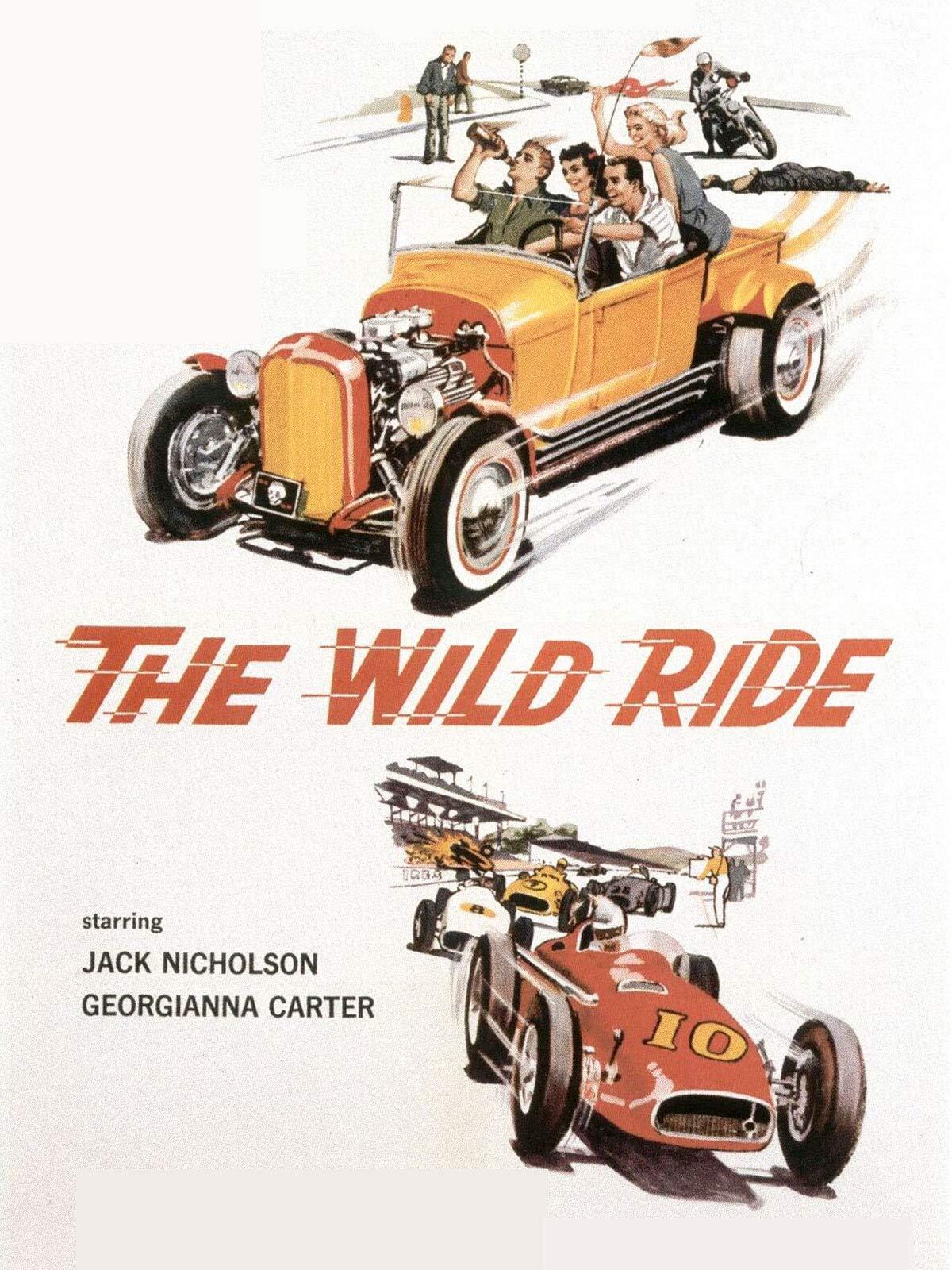 The Wild Ride on Amazon Prime Instant Video UK