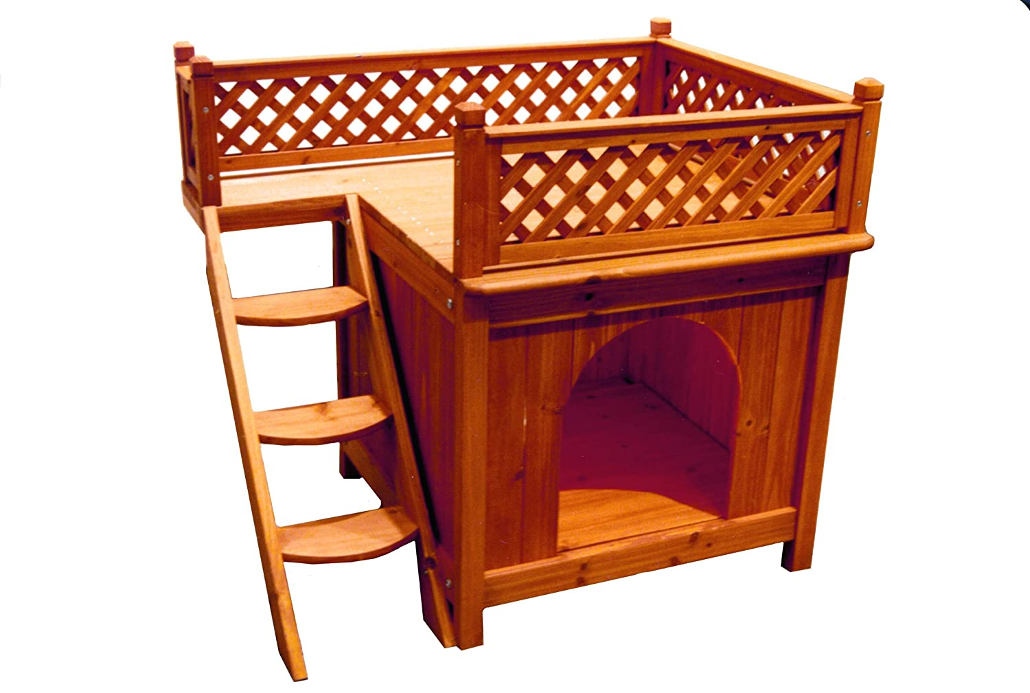 Raised Wood Dog Bed Plans