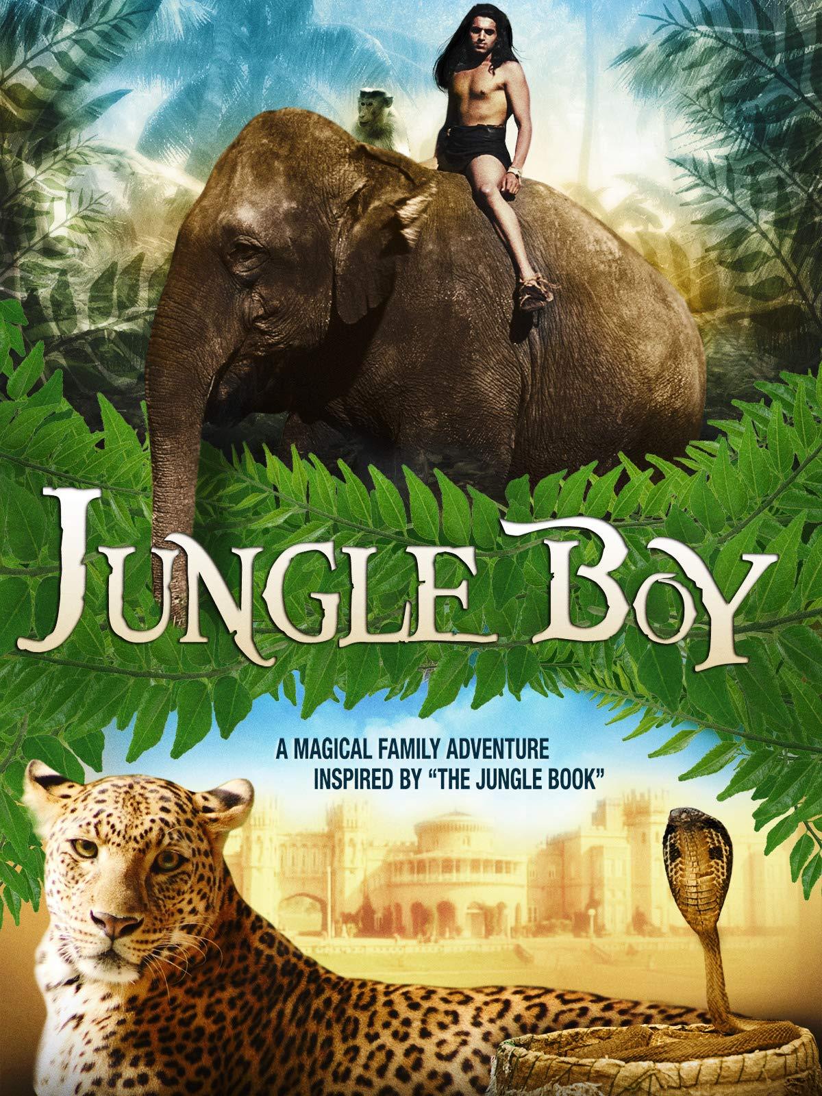 Jungle Boy on Amazon Prime Video UK