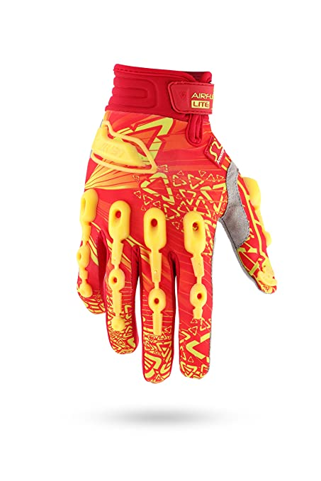Gants Leatt Airflex Lite Orange T.S - 7