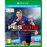 Pro Evolution Soccer 2018 - Premium Edition (Xbox One) UK IMPORT REGION FREE