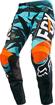 Pantalon Motocross Fox 2016 180 Vicious Aqua