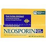 Neosporin + Pain Relief Ointment,0.50 oz