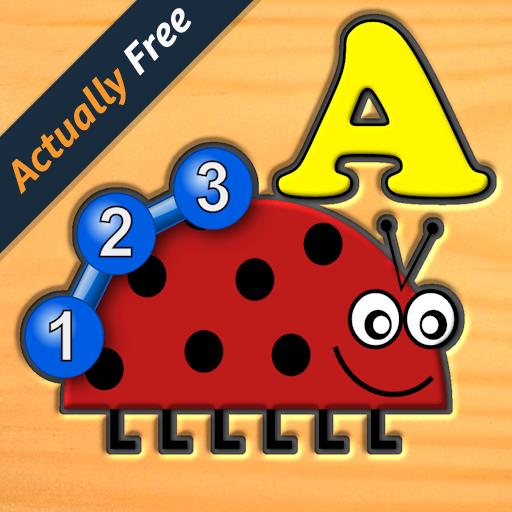 los-ninos-insecto-carta-numero-de-logica-y-juegos-de-laberinto-divertido-de-aprendizaje-para-ninos-e