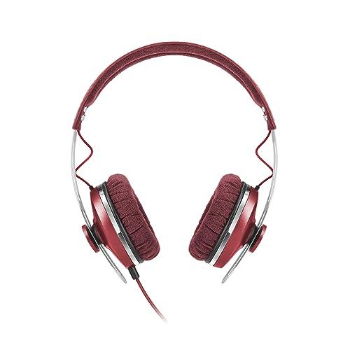 MOMENTUM On-Ear redの写真02。おしゃれなヘッドホンをおすすめ-HEADMAN(ヘッドマン)-