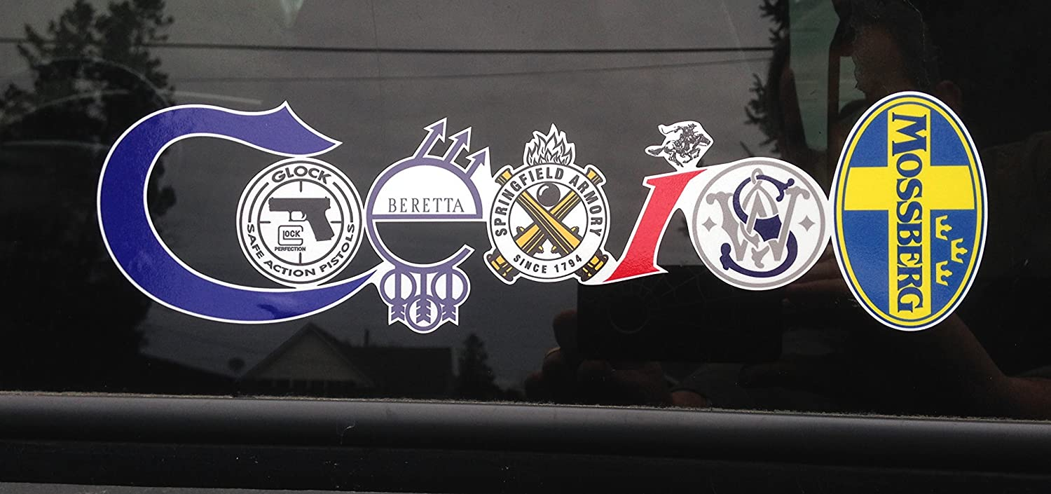 You Know That Annoying Coexist Bumper Sticker Can You Identify The