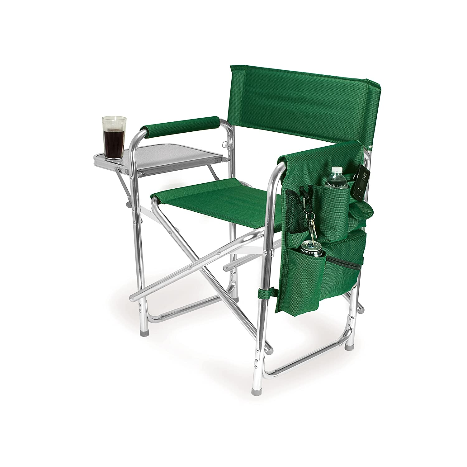 Lightweight Picnic Camping Beach Backyard Portable Folding Sports Chair &