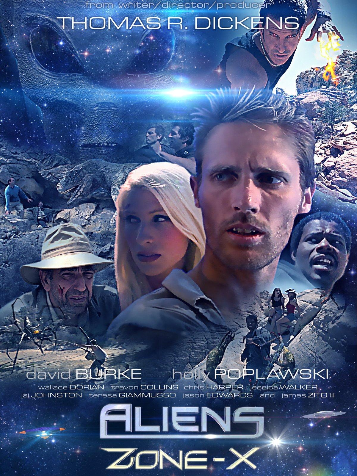 Aliens: Zone-X on Amazon Prime Instant Video UK