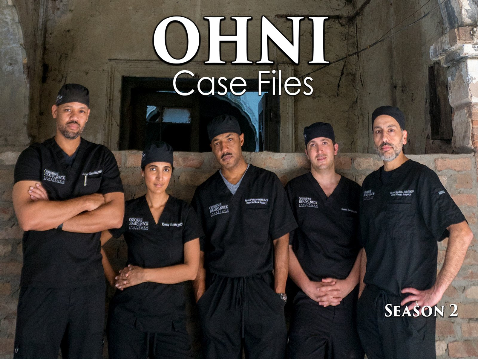 OHNI Case Files - Season 2