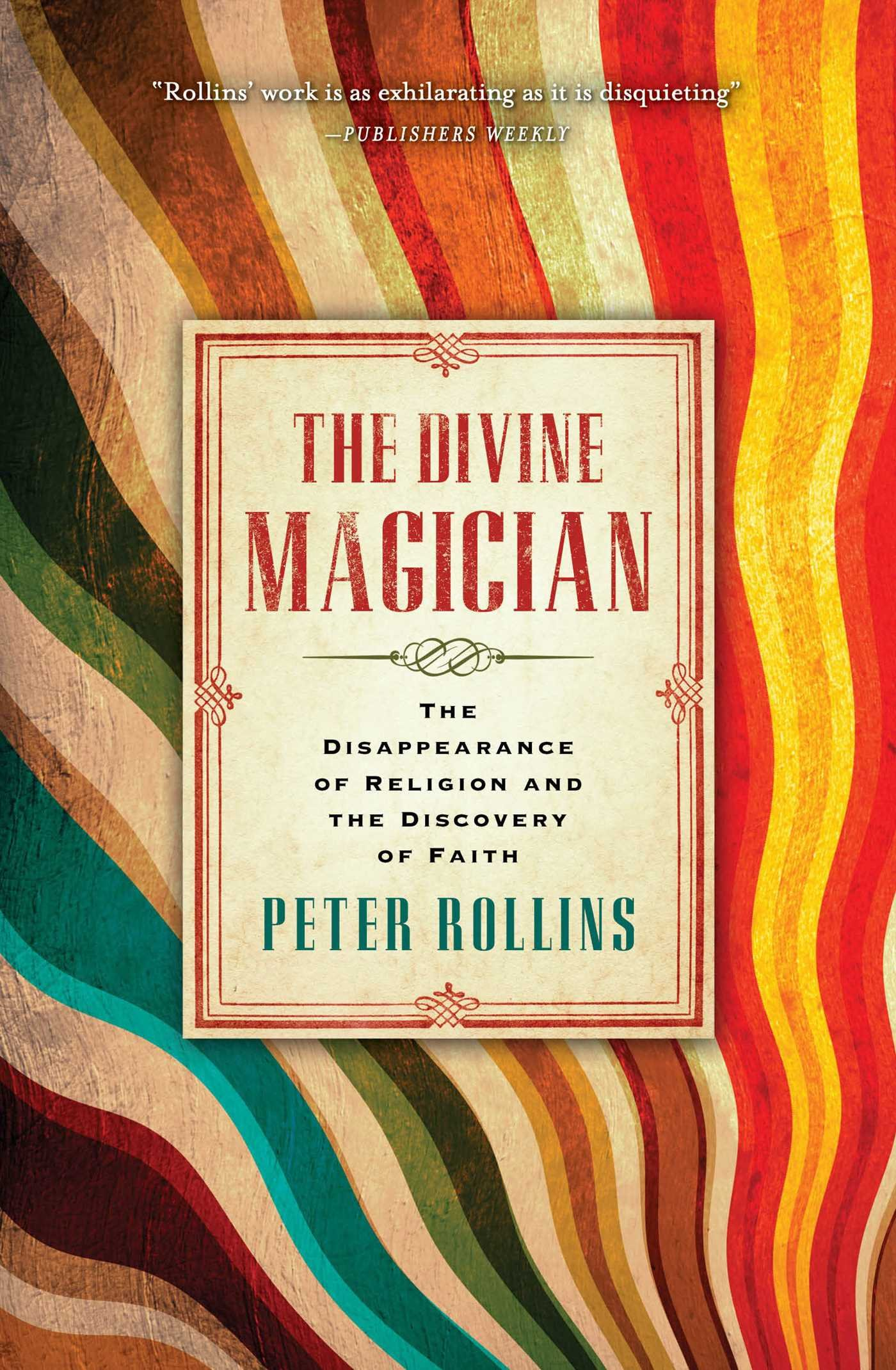 Book review: The Divine Magician