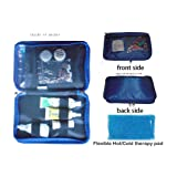 Diabetic/Medication with Hot/Cold Therapy Pad Travel Cooler Pocket