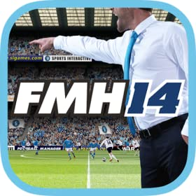 Football Manager Handheld 2014 (Kindle Tablet Edition)