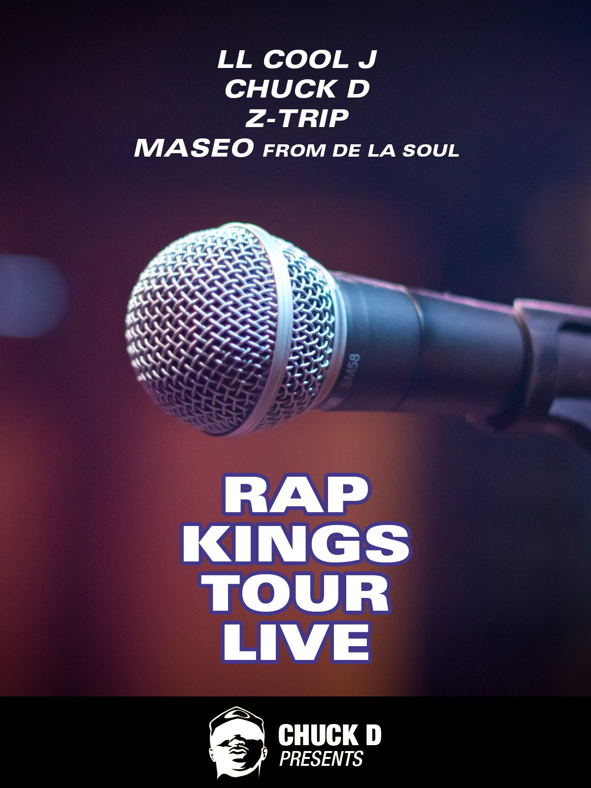 Chuck D Presents: Rap Kings Tour Live