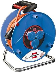 Brennenstuhl 1208950 Kabeltrommel Garant Bretec IP 44 40 m ATN07V3V3F 3G1,5  BaumarktÜberprüfung und weitere Informationen