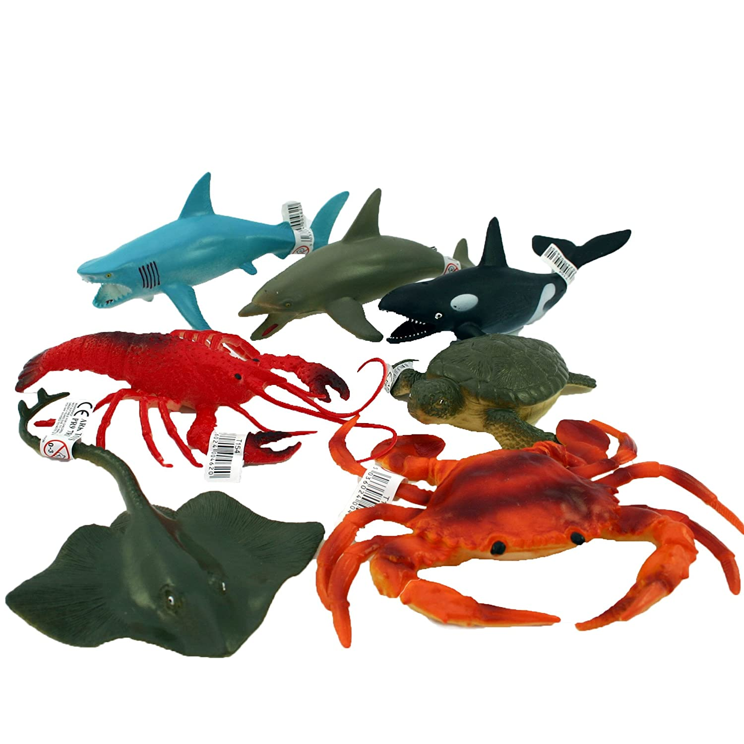 Sea Creature Toys : Safari animal toys images