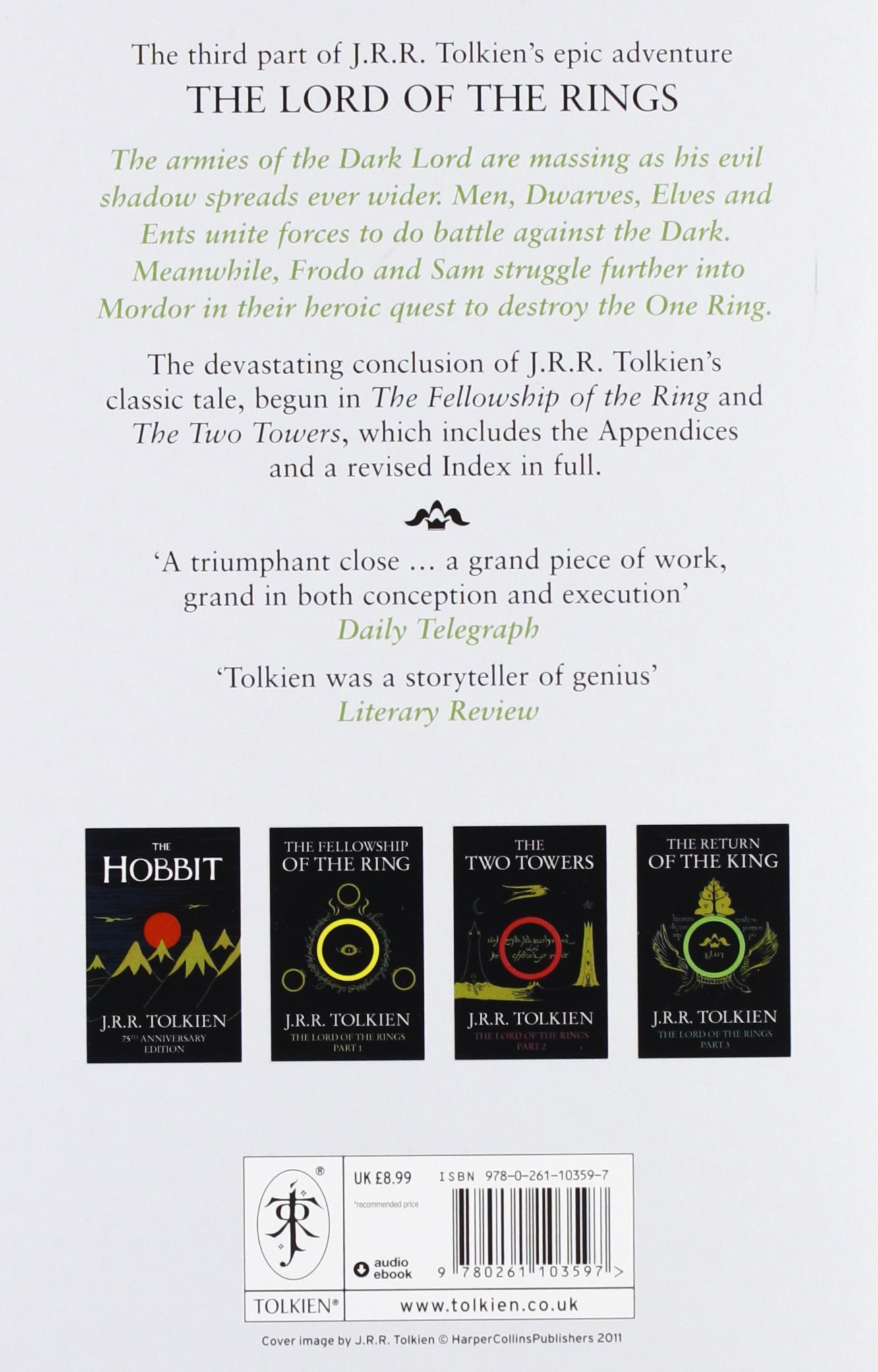 Harper collins the hobbit and the lord of the rings boxed set previous next solutioingenieria Image collections