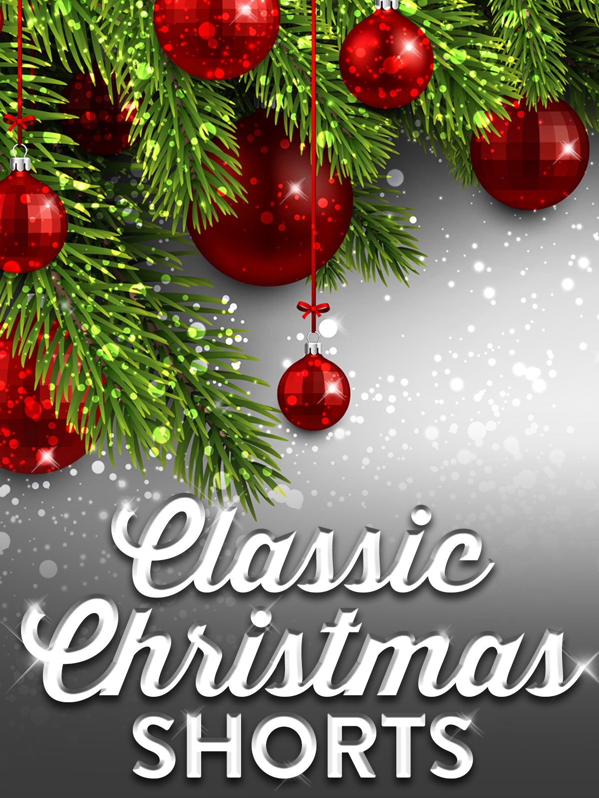 Classic Christmas Shorts