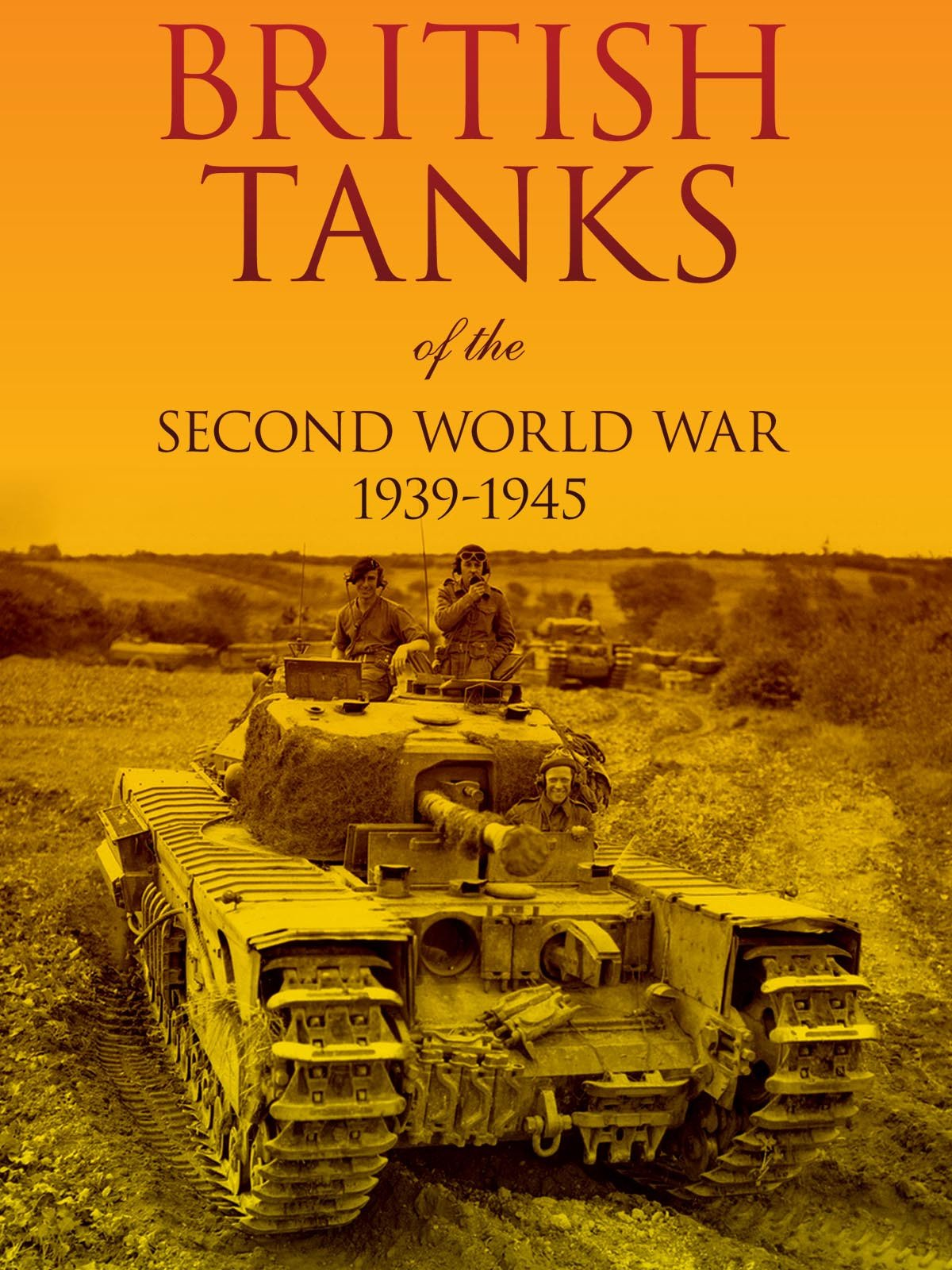 British Tanks of the Second World War 1939