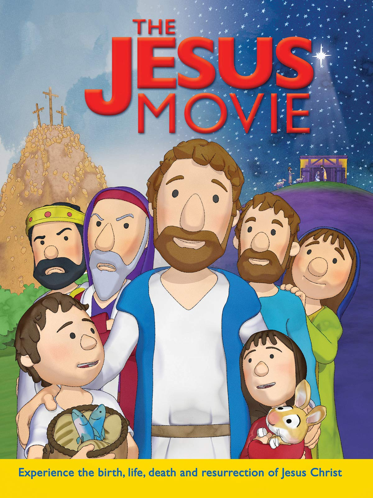 The Jesus Movie on Amazon Prime Video UK