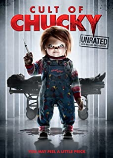 Book Cover: Cult of Chucky