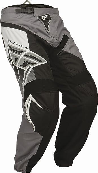 Fly 2014 Motocross / VTT Pantalon - F16 Schwarz/Gris