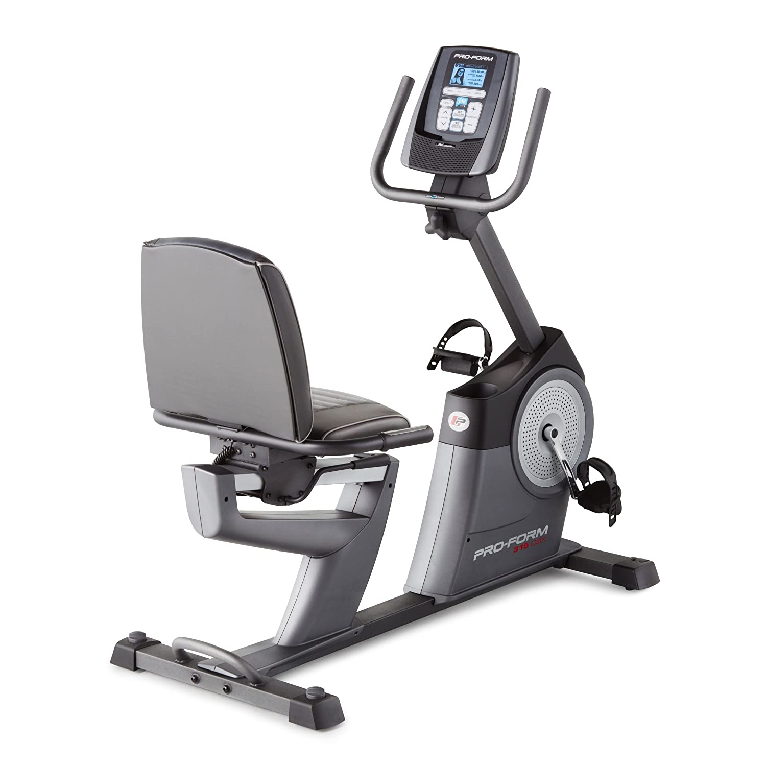 Proform 315 CSX Recumbent Bike for sale