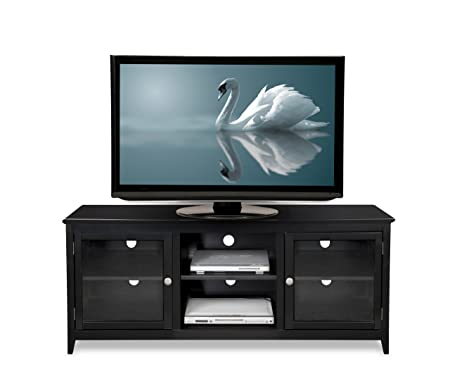 Simple Connect 90074 60-Inch Tvstand, Black Finish