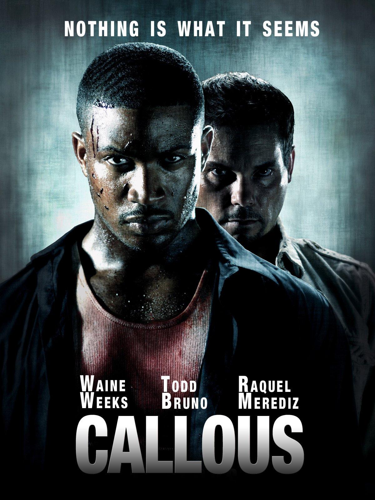 Callous on Amazon Prime Video UK