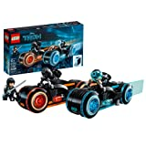 LEGO Ideas TRON: Legacy 21314 Construction Toy inspired by Disney's TRON: Legacy movie (Color: Multi, Tamaño: 230 pieces)