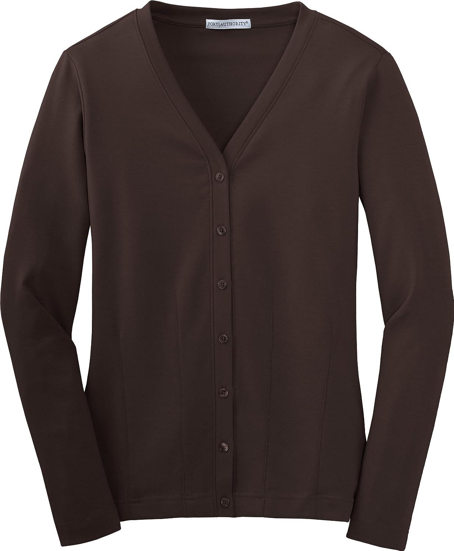 Port Authority, Ladies Modern Stretch Cotton Cardigan