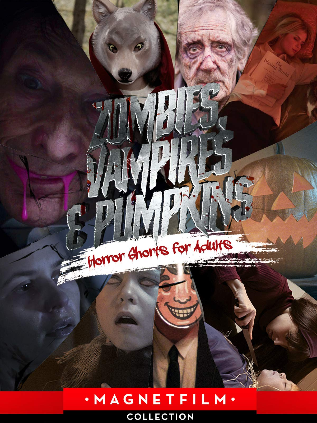 Zombies, Vampires & Pumpkins | Horror Shorts for Adults