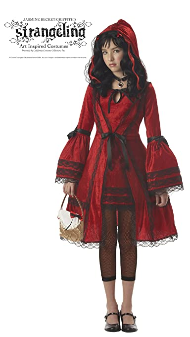 California Costumes Tween's Red Riding Hood
