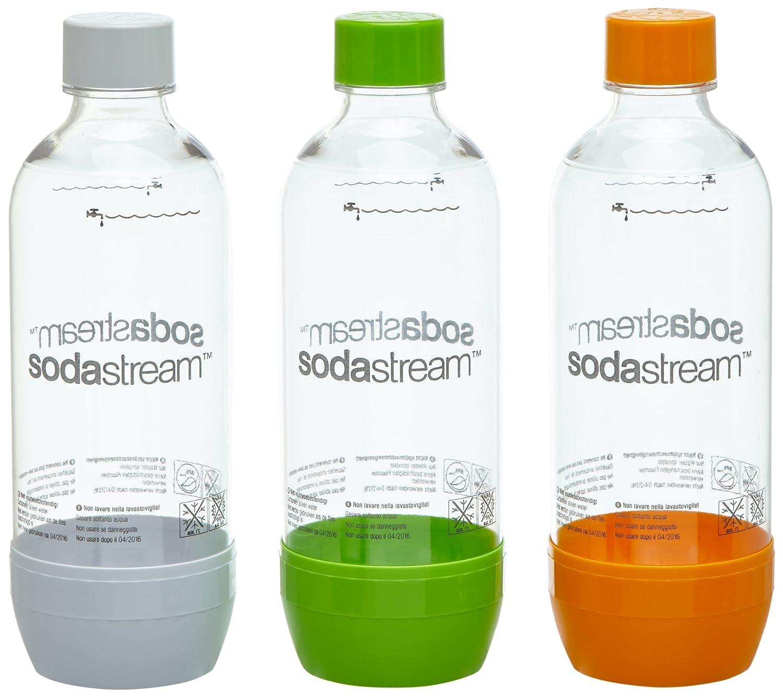 SodaStream 1041340490 Pet-Flasche 2 +
