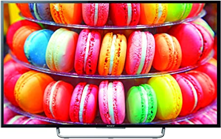 Sony BRAVIA KDL 48W700C 120.9 cm  48 inches  Full HD LED TV  Black  available at Amazon for Rs.57900