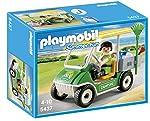 PLAYMOBIL Camping Cart Service Playset