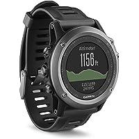 Garmin fenix 3 Multisport Training GPS Watch with Heart Rate Monitor (Gray)