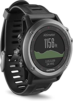 Garmin fenix 3 Multisport Training GPS Watch w/HRM