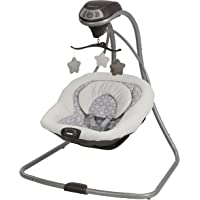 Graco Simple Sway Portable Baby Swing (Abbington)
