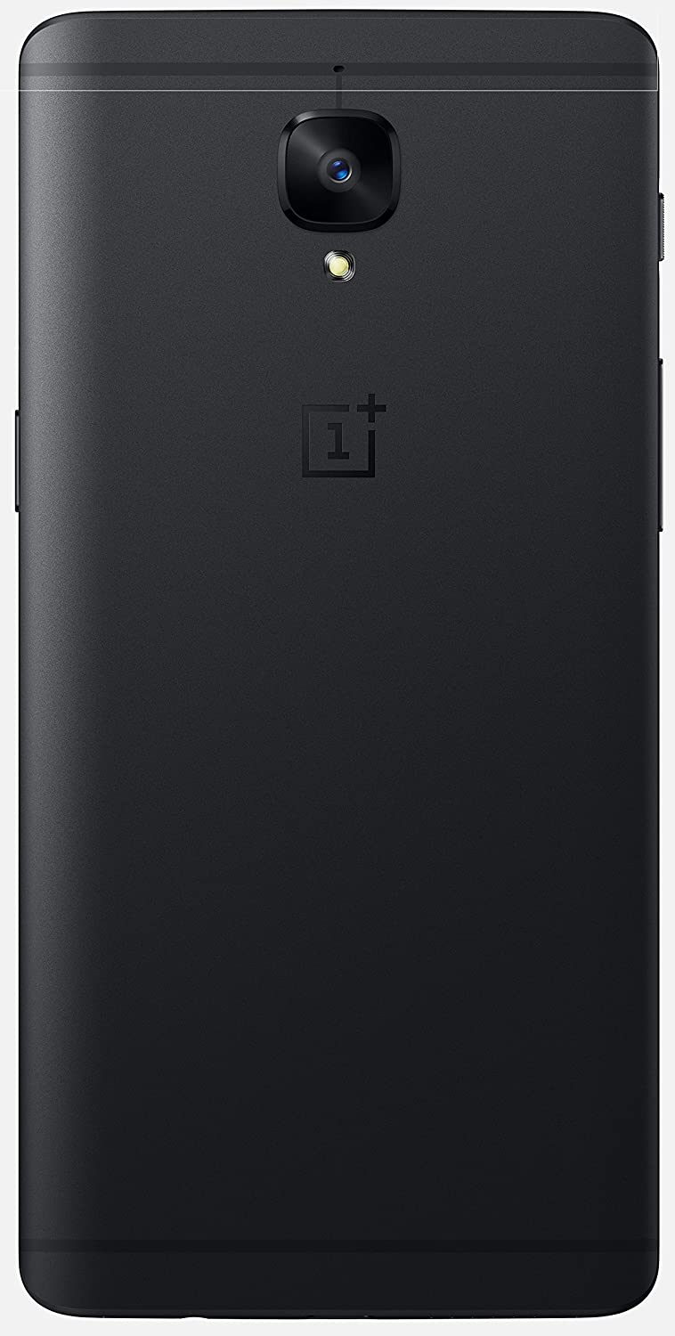 OnePlus 3T (Midnight Black, 128GB)