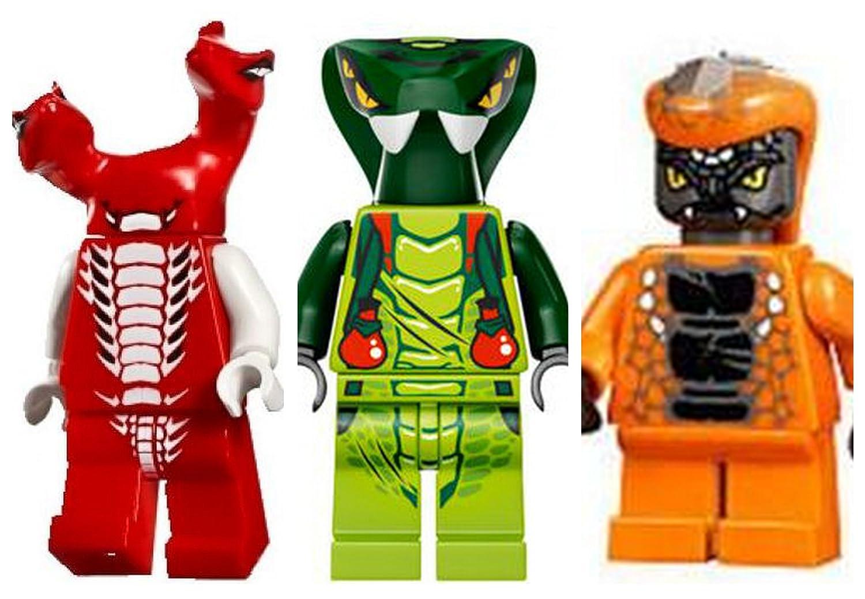 LEGO Ninjago – Minifigur Spitta kaufen
