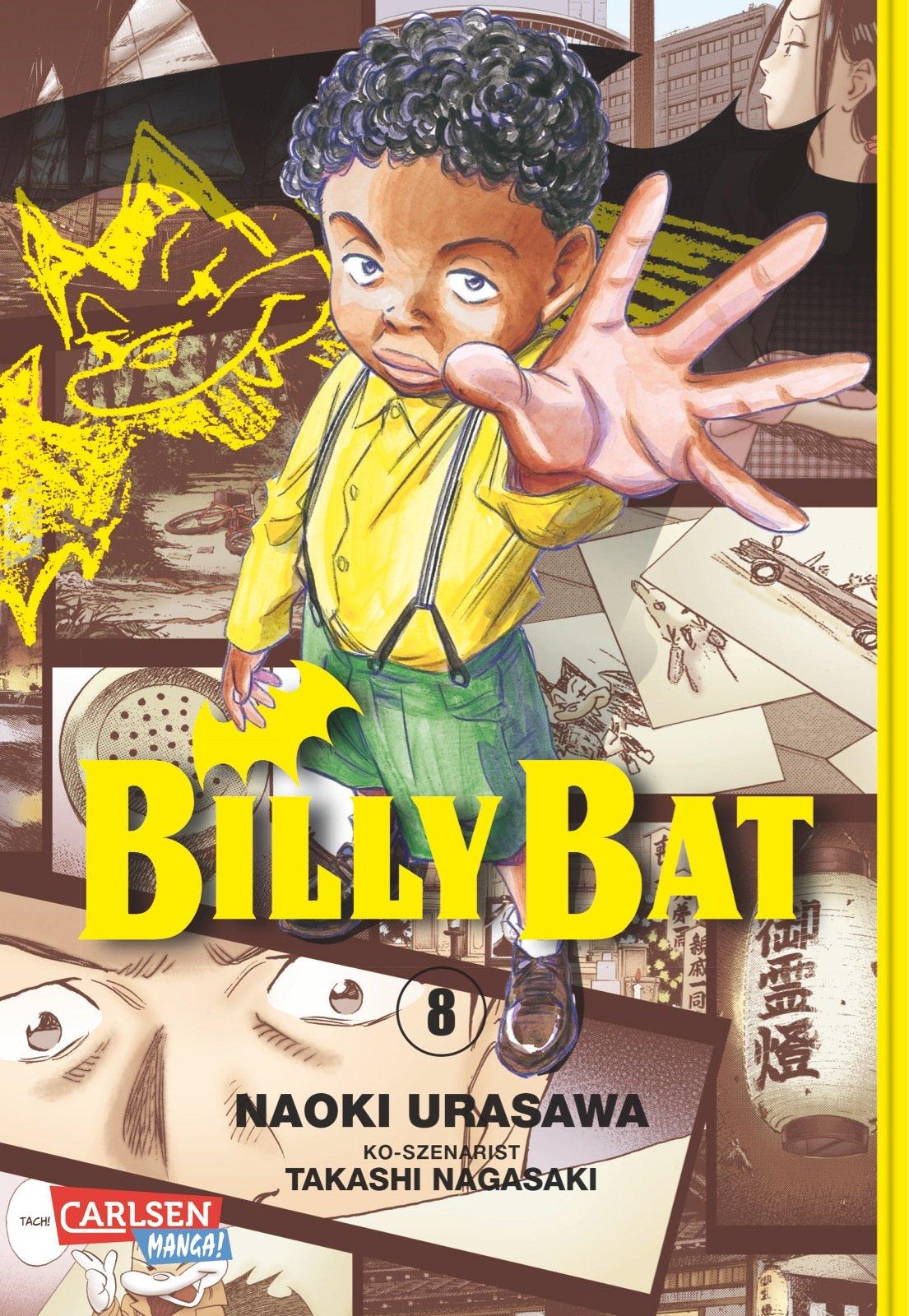 Billy Bat, Band 8